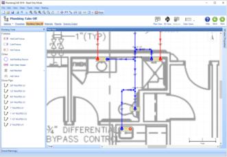 PlumbingCAD Plumbing Design Software